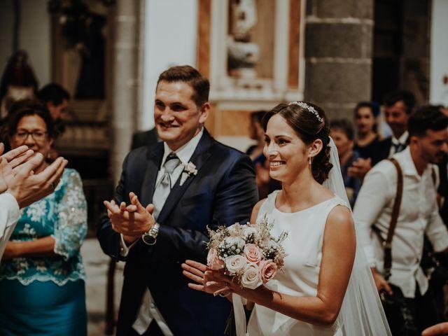 La boda de Rayco y Celeste en Santa Maria De Guia, Las Palmas 8