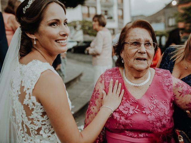 La boda de Rayco y Celeste en Santa Maria De Guia, Las Palmas 12