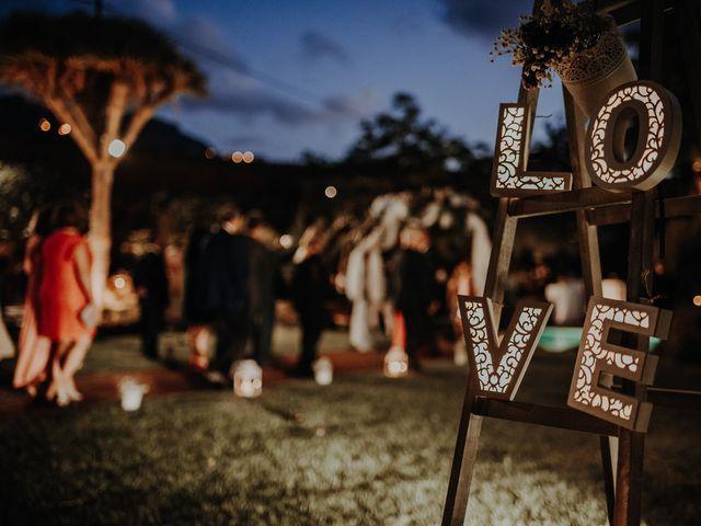 La boda de Rayco y Celeste en Santa Maria De Guia, Las Palmas 13