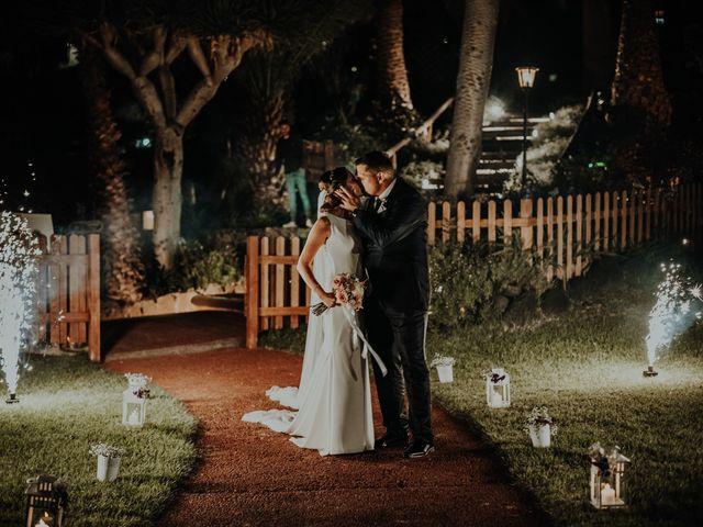 La boda de Rayco y Celeste en Santa Maria De Guia, Las Palmas 22