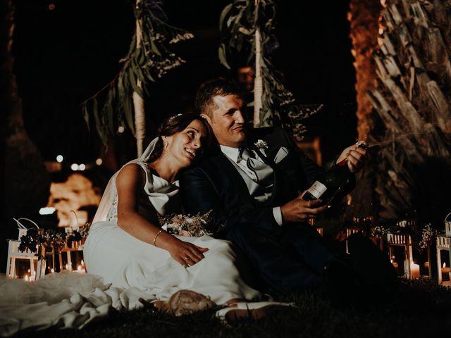 La boda de Rayco y Celeste en Santa Maria De Guia, Las Palmas 23