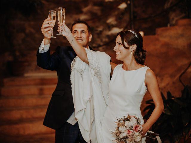 La boda de Rayco y Celeste en Santa Maria De Guia, Las Palmas 25