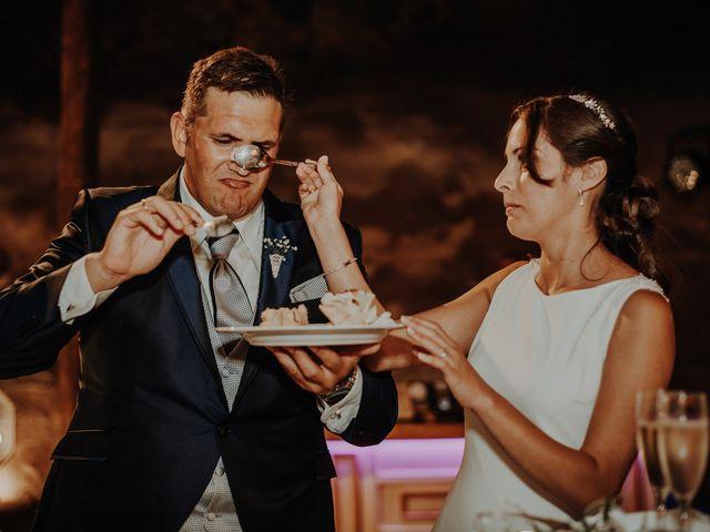 La boda de Rayco y Celeste en Santa Maria De Guia, Las Palmas 29