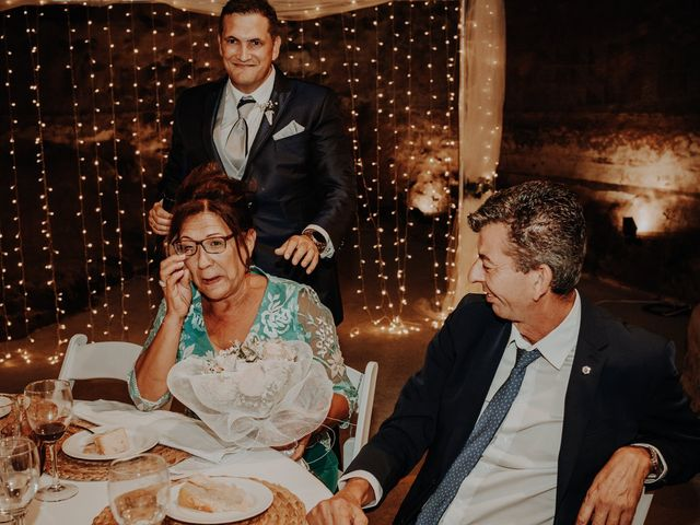La boda de Rayco y Celeste en Santa Maria De Guia, Las Palmas 33