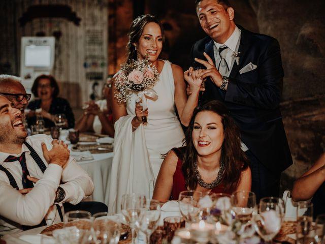 La boda de Rayco y Celeste en Santa Maria De Guia, Las Palmas 36