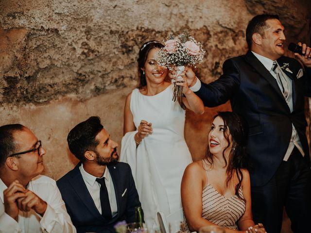 La boda de Rayco y Celeste en Santa Maria De Guia, Las Palmas 37