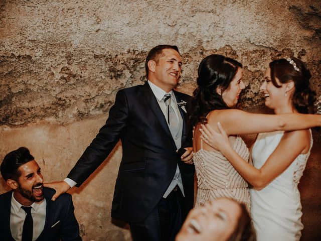 La boda de Rayco y Celeste en Santa Maria De Guia, Las Palmas 39