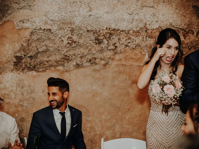 La boda de Rayco y Celeste en Santa Maria De Guia, Las Palmas 40