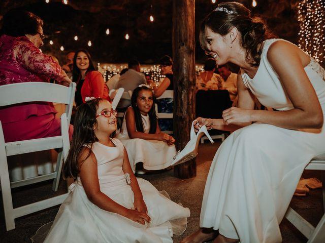 La boda de Rayco y Celeste en Santa Maria De Guia, Las Palmas 44