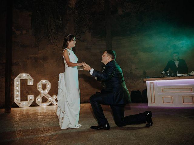 La boda de Rayco y Celeste en Santa Maria De Guia, Las Palmas 46