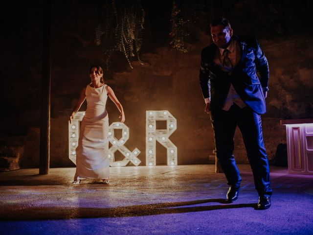 La boda de Rayco y Celeste en Santa Maria De Guia, Las Palmas 47