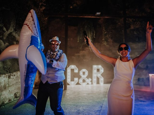 La boda de Rayco y Celeste en Santa Maria De Guia, Las Palmas 48