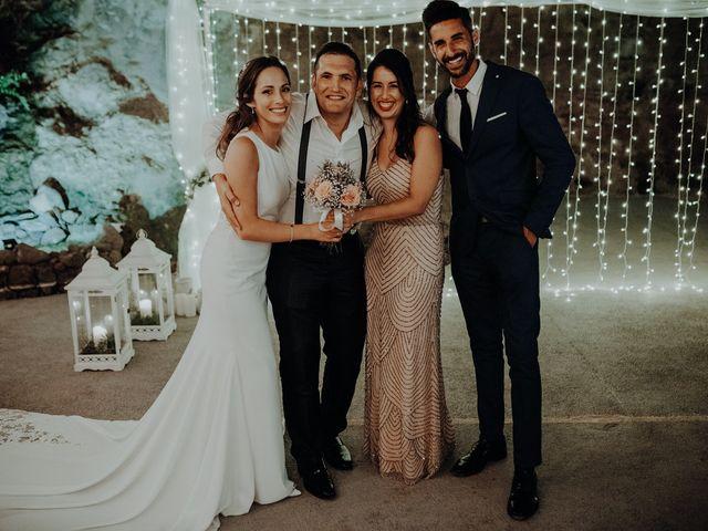 La boda de Rayco y Celeste en Santa Maria De Guia, Las Palmas 51