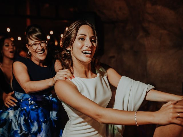 La boda de Rayco y Celeste en Santa Maria De Guia, Las Palmas 58