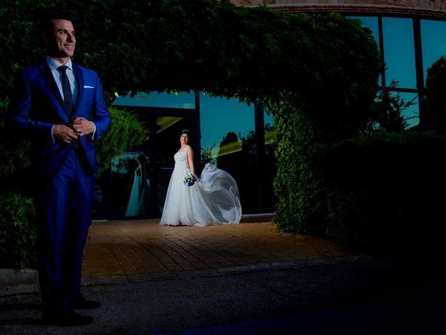La boda de Magda y Luis