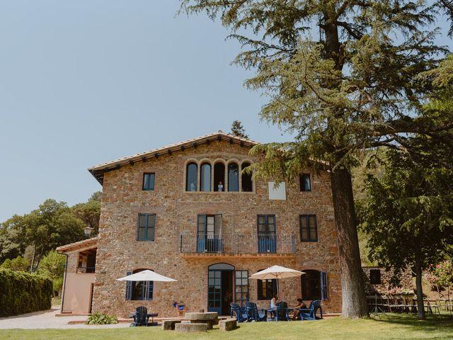 La boda de Josh y Carmina en Arbucies, Girona 4