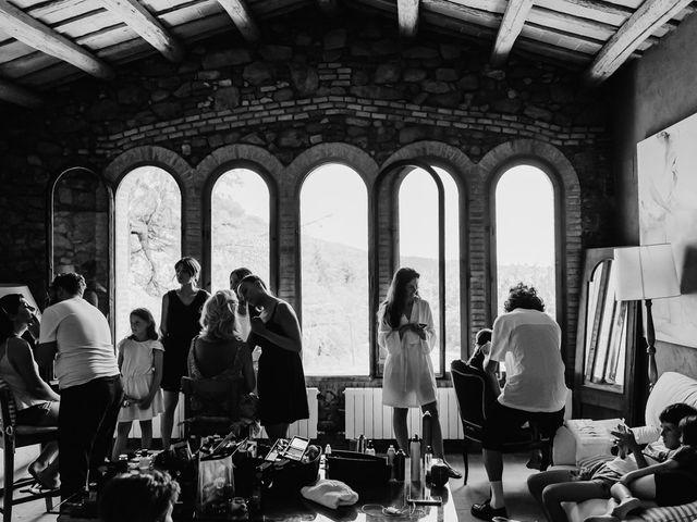La boda de Josh y Carmina en Arbucies, Girona 5