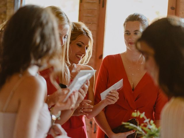 La boda de Josh y Carmina en Arbucies, Girona 12