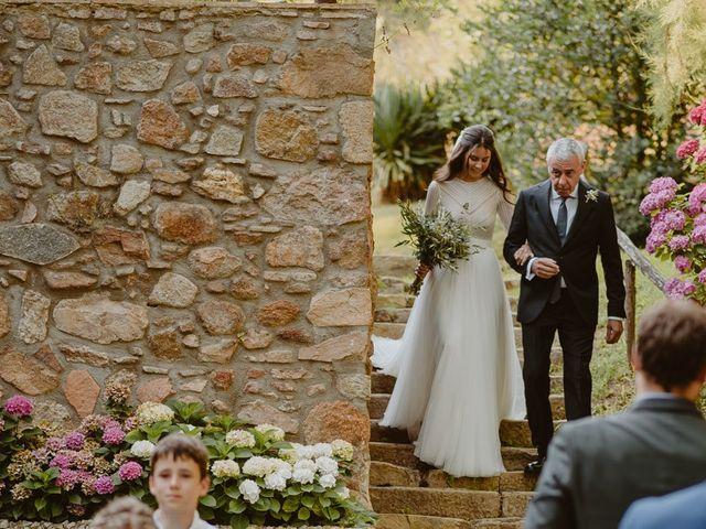 La boda de Josh y Carmina en Arbucies, Girona 23