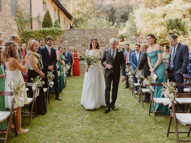 La boda de Josh y Carmina en Arbucies, Girona 24