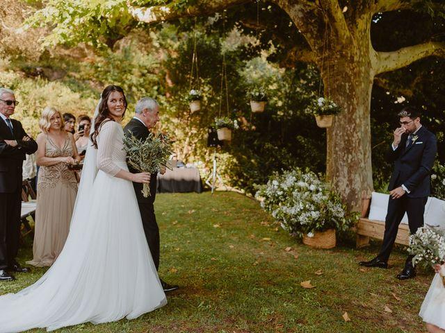 La boda de Josh y Carmina en Arbucies, Girona 25