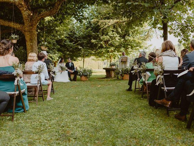 La boda de Josh y Carmina en Arbucies, Girona 27