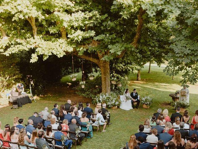La boda de Josh y Carmina en Arbucies, Girona 28