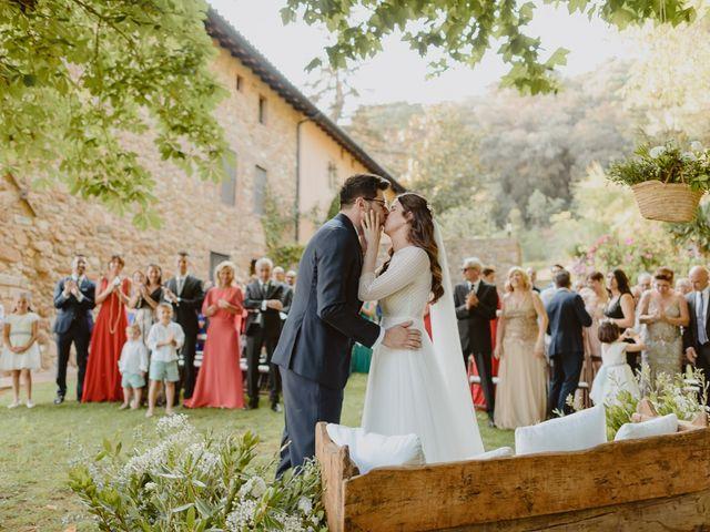 La boda de Josh y Carmina en Arbucies, Girona 32