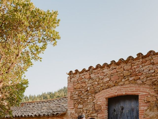 La boda de Josh y Carmina en Arbucies, Girona 41