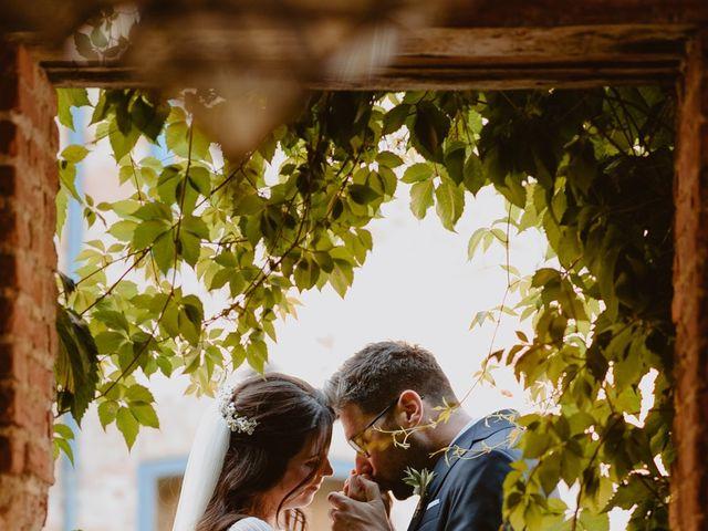 La boda de Josh y Carmina en Arbucies, Girona 1
