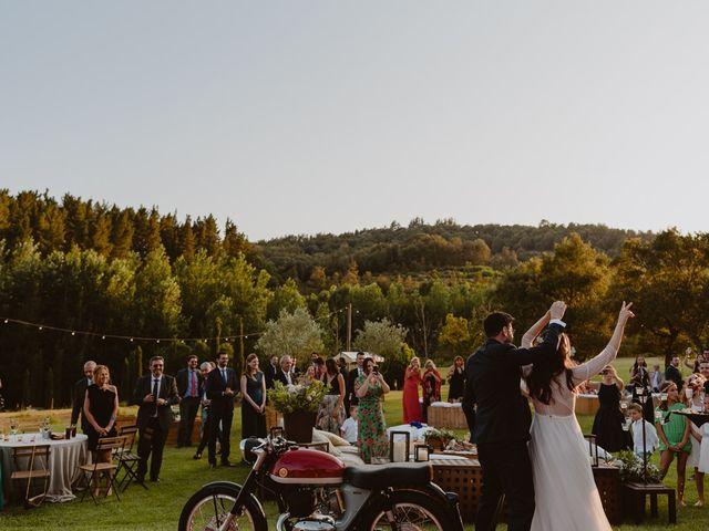La boda de Josh y Carmina en Arbucies, Girona 45