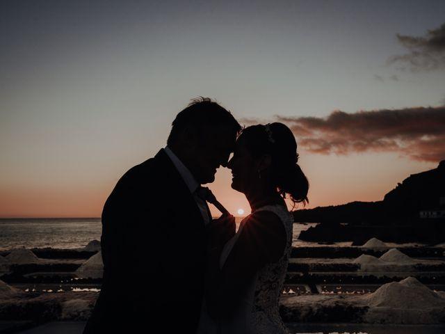 La boda de Rayco y Celeste en Santa Maria De Guia, Las Palmas 61