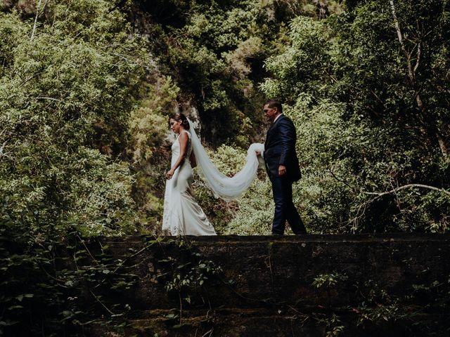 La boda de Celeste y Rayco