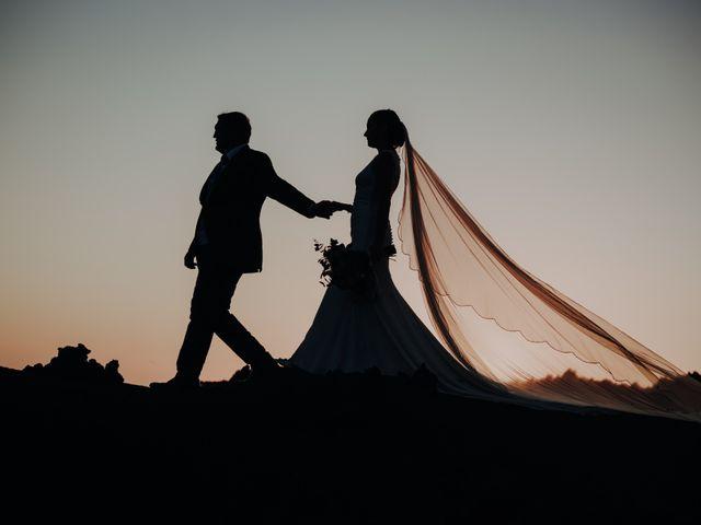 La boda de Rayco y Celeste en Santa Maria De Guia, Las Palmas 69