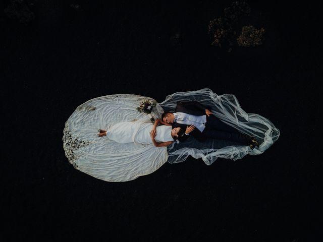La boda de Rayco y Celeste en Santa Maria De Guia, Las Palmas 70