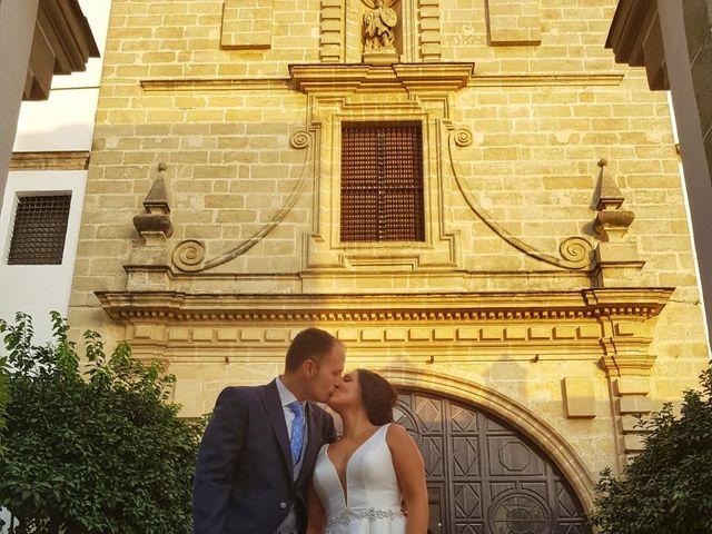 La boda de José Miguel y Olga en Cádiz, Cádiz 2