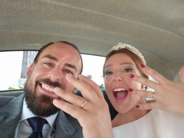 La boda de  Noelia  y Antonio Jesús