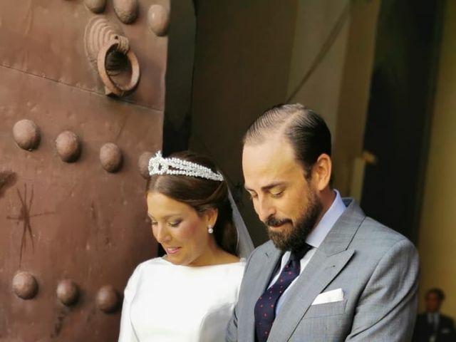 La boda de Antonio Jesús  y  Noelia  en Marchena, Granada 3