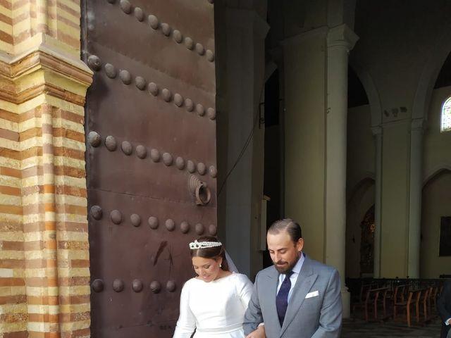 La boda de Antonio Jesús  y  Noelia  en Marchena, Granada 4