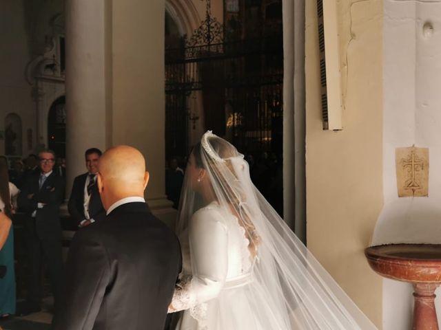 La boda de Antonio Jesús  y  Noelia  en Marchena, Granada 2