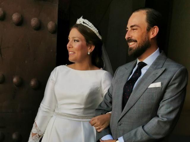 La boda de Antonio Jesús  y  Noelia  en Marchena, Granada 1