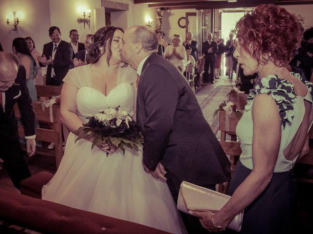 La boda de Victor y Ana en Abegondo, A Coruña 6