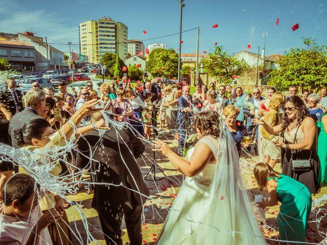La boda de Victor y Ana en Abegondo, A Coruña 7