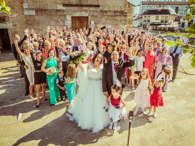 La boda de Victor y Ana en Abegondo, A Coruña 8