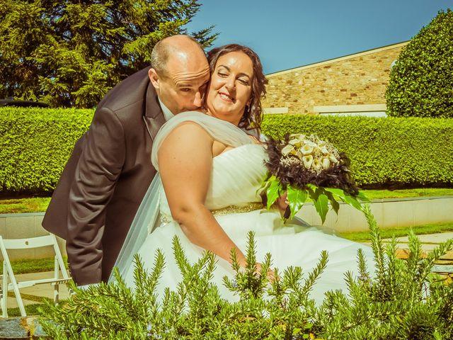 La boda de Victor y Ana en Abegondo, A Coruña 11
