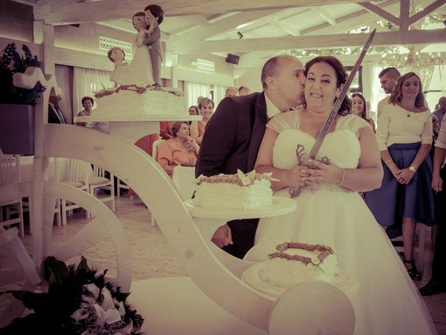 La boda de Victor y Ana en Abegondo, A Coruña 16