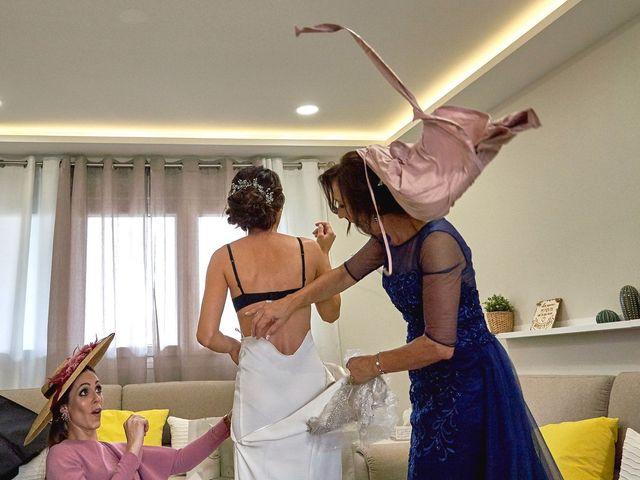 La boda de Laura y Manuel en Madrid, Madrid 11