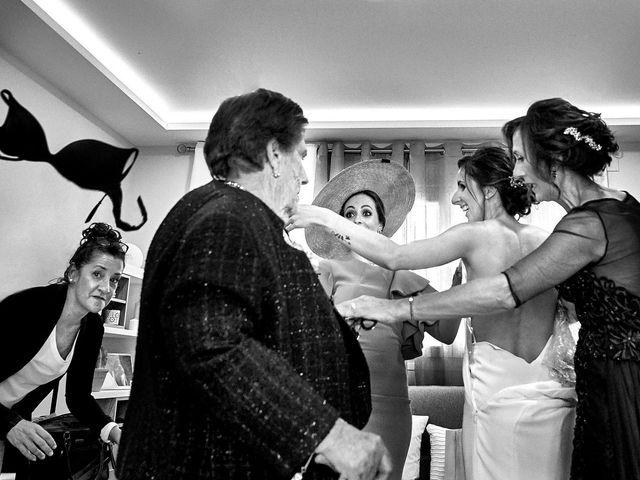 La boda de Laura y Manuel en Madrid, Madrid 12