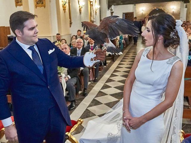 La boda de Laura y Manuel en Madrid, Madrid 19