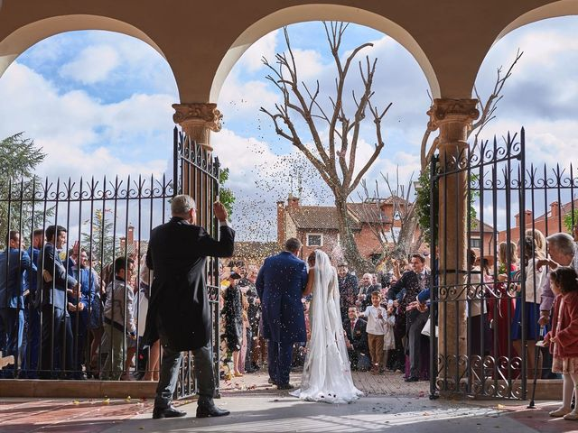 La boda de Laura y Manuel en Madrid, Madrid 21
